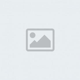 Nebeliger Abend im Park Breiter Wandteppich