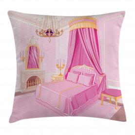 Prinzessin Schlafzimmer Interior Kissenbezug
