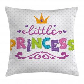 Kleines Prinzessin Zitat Kissenbezug