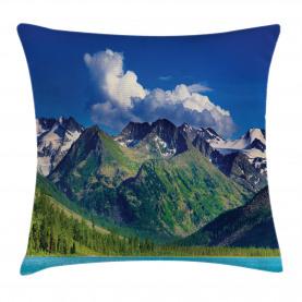 See in den Altai-Bergen Kissenbezug