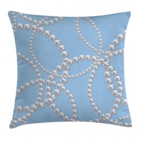 Perlenkette Armband Kissenbezug