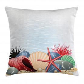 Sommerzeit Seaside Pearl Kissenbezug