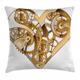 Mechanische Liebes-Technologie Kissenbezug