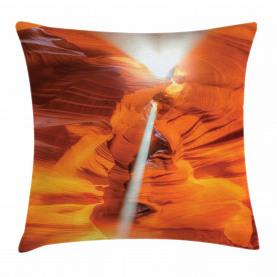 Sandstein Sunbeam Canyon Kissenbezug