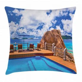 Ferien Resort Ozean Kissenbezug