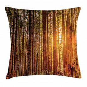 Redwoods Forstwirtschaft Kissenbezug