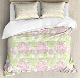 Dandelion Flower Pattern Duvet Cover Set