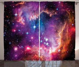 Magellansche Wolkensterne Vorhang