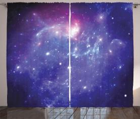 Milchstraße Galaxy Sterne Vorhang
