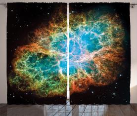 Supernova Sterne Kosmos Vorhang