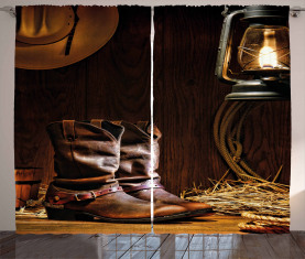 Western Riding Tools Shoe Curtain