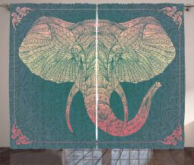 Südostasien Tier Vorhang
