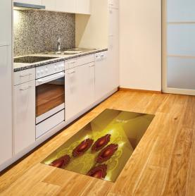 Geometrischer Hintergrund Teppich