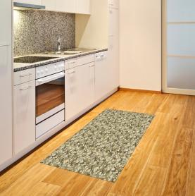 Verblasste Farben klassisch Teppich