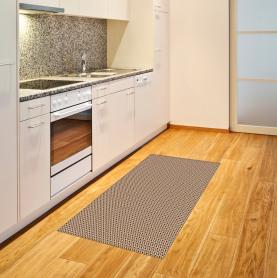 Hipster-Quadrate Teppich