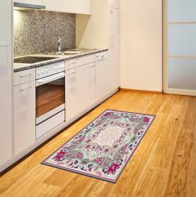 Zierquadrat Teppich