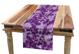 Spring Romantic Meadow Table Runner