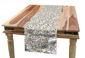 Wild Berries Botanical Table Runner