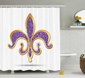 Medieval Ancient Shower Curtain