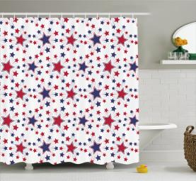 International Festival Shower Curtain