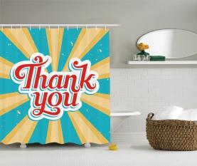 Danke Duschvorhang
