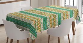 Stammes-antike Kunst Tischdecke