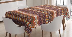 Aztekischer Art-Pfeil Tischdecke