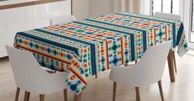 Amerikanischer Ureinwohner Tischdecke