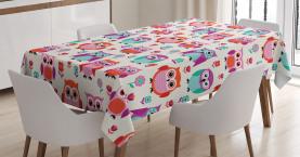 Glückliche Kindheit modern Tischdecke