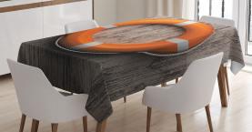 Holz-Hartholz Grunge Tischdecke