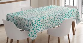 Alte Mode Minimalist Tischdecke