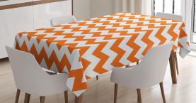 Ferien Saisonale Farbe Tischdecke