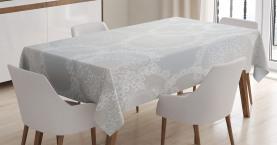 Romantische Brautspitze Tischdecke