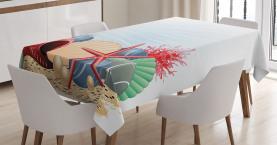 Sommerzeit Seaside Pearl Tischdecke