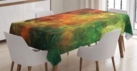 Kosmos Space Planet Tischdecke