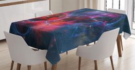 Milchstraße Sternhaufen Tischdecke
