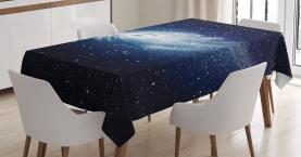 Milchstraße Galaxy Space Tischdecke