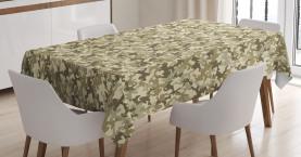 Verblasste Farben klassisch Tischdecke