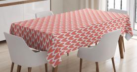 Romantik und Liebe Tischdecke