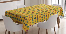 Tribal böhmischen Stil Tischdecke