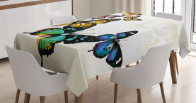 Monarch Shades Schatten Tischdecke