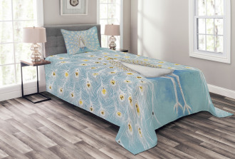 Nature Ornate Artful Bedspread Set