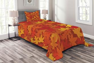 Nature Designs Artsy Bedspread Set