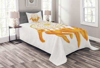 American Indigenous Bedspread Set