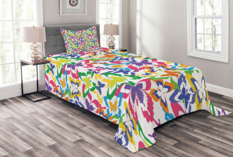 Movement Lifestyle Art Bedspread Set