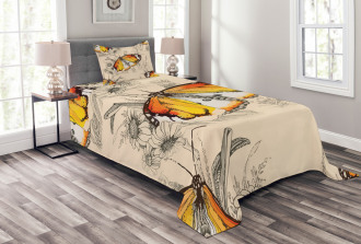 Meditative Journey Bedspread Set