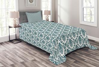 Baroque Vintage Boho Bedspread Set