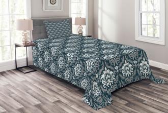 Floral Victorian Artsy Bedspread Set