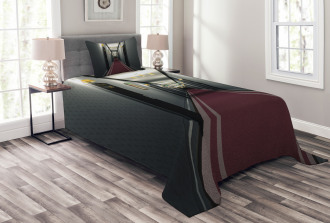 Fancy French Hotel Bedspread Set