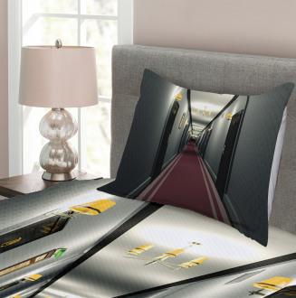 Fancy French Hotel Bedspread Set
